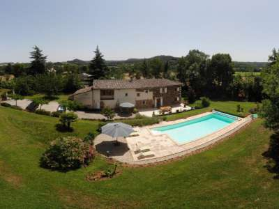 Image 1 | 4 bedroom house for sale with 0.5 hectares of land, Gaillac, Tarn , Midi-Pyrenees 217362
