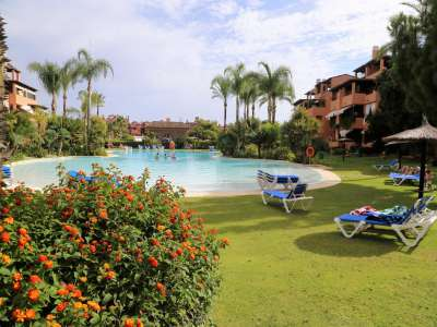 Image 2 | 3 bedroom apartment for sale, Alhambra del Golf, El Paraiso, Malaga Costa del Sol, Andalucia 217418