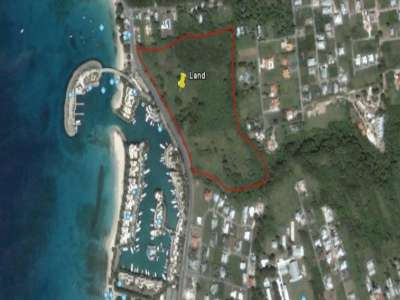 Image 1 | Plot of land for sale with 9.71 hectares of land, Saint Peter 217738