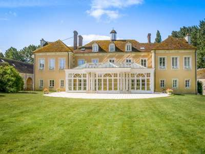 Image 1 | Superb Equestrian French Chateau with Stud Farm for Sale in Normandy, France with 300 acres  217843