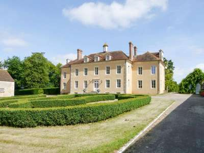 Image 9 | Superb Equestrian French Chateau with Stud Farm for Sale in Normandy, France with 300 acres  217843