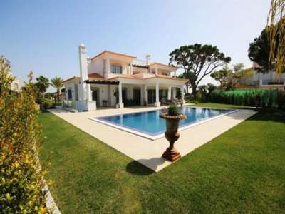 Elegant Stunning , 4 bedroom Villa Vilamoura Golf View