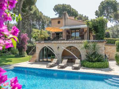 Image 1 | 5 bedroom villa for sale with 1,452m2 of land, Cap d'Antibes, Antibes Juan les Pins, French Riviera 218189
