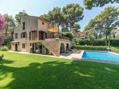 Image 2 | 5 bedroom villa for sale with 1,452m2 of land, Cap d'Antibes, Antibes Juan les Pins, French Riviera 218189