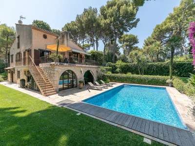 Image 4 | 5 bedroom villa for sale with 1,452m2 of land, Cap d'Antibes, Antibes Juan les Pins, French Riviera 218189