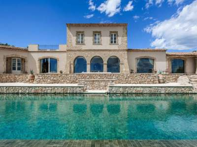Image 1 | 5 bedroom villa for sale with 1 hectares of land, Chateauneuf, Grasse, French Riviera 218204