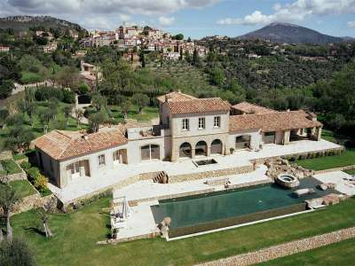 Image 3 | 5 bedroom villa for sale with 1 hectares of land, Chateauneuf, Grasse, French Riviera 218204