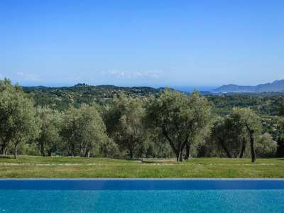 Image 5 | 5 bedroom villa for sale with 1 hectares of land, Chateauneuf, Grasse, French Riviera 218204