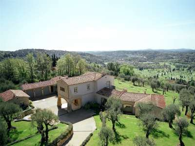 Image 7 | 5 bedroom villa for sale with 1 hectares of land, Chateauneuf, Grasse, French Riviera 218204