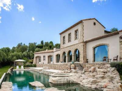 Image 8 | 5 bedroom villa for sale with 1 hectares of land, Chateauneuf, Grasse, French Riviera 218204