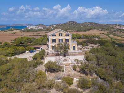 Image 1 | 6 bedroom villa for sale with 98 hectares of land, Es Mercadal, Central Menorca, Menorca 218298