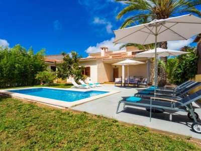Image 1   4 bedroom villa for sale, Sa Coma, Western Menorca, Menorca 218304