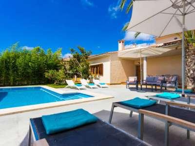 Image 11   4 bedroom villa for sale, Sa Coma, Western Menorca, Menorca 218304