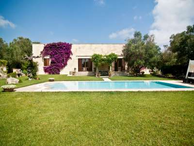 Image 1 | 5 bedroom villa for sale with 2 hectares of land, Lecce, Puglia 218694