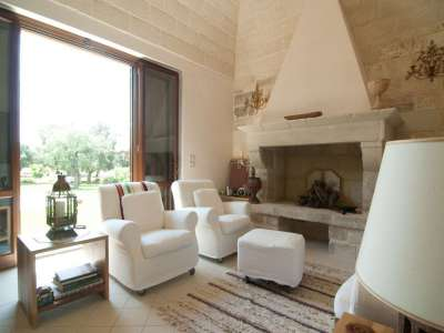 Image 4 | 5 bedroom villa for sale with 2 hectares of land, Lecce, Puglia 218694