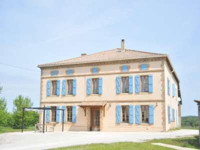 Image 1 | 5 bedroom farmhouse for sale, Rabastens, Tarn , Midi-Pyrenees 218697