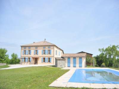 Image 2 | 5 bedroom farmhouse for sale, Rabastens, Tarn , Midi-Pyrenees 218697