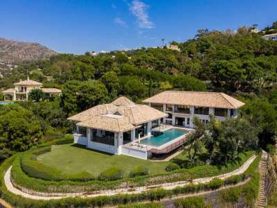 Image 2 | 5 bedroom villa for sale with 0.86 hectares of land, La Zagaleta Golf, Benahavis, Malaga Costa del Sol, Andalucia 218718