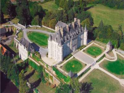 Image 2 | 20 bedroom French chateau for sale with 27 hectares of land, Brittany, Cote d'Armor , Brittany 218768