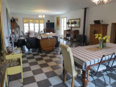 Image 12 | 4 bedroom house for sale with 1.63 hectares of land, Aunac, Charente , Poitou-Charentes 219073