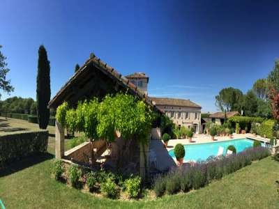 Image 2 | 5 bedroom house for sale with 5.5 hectares of land, Albi, Tarn , Midi-Pyrenees 219121
