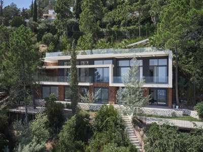 Image 1 | 5 bedroom villa for sale with 1,475m2 of land, Theoule sur Mer, Alpes-Maritimes 6, French Riviera 219221