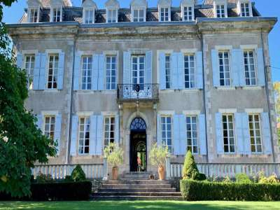 Image 2 | 10 bedroom French chateau for sale with 4 hectares of land, Aspet, Haute-Garonne , Gascony 219477