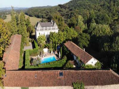 Image 9 | 10 bedroom French chateau for sale with 4 hectares of land, Aspet, Haute-Garonne , Gascony 219477