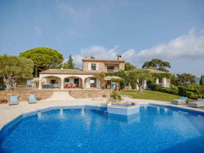 Image 1   6 bedroom villa for sale with 0.6 hectares of land, Port Grimaud, Grimaud, French Riviera 219507