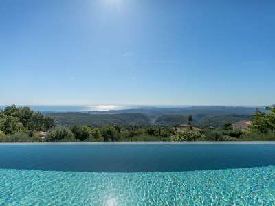 Image 8 | 4 bedroom villa for sale with 1,885m2 of land, Tourrettes sur Loup, Alpes-Maritimes 6, French Riviera 219619