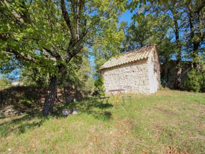 Image 18 | 2 bedroom house for sale with 0.5 hectares of land, Fayence, Var , Cote d'Azur French Riviera 220032