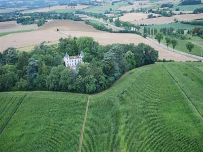 Image 2 | 8 bedroom French chateau for sale with 4.83 hectares of land, Nerac, Lot-et-Garonne , Aquitaine 220089