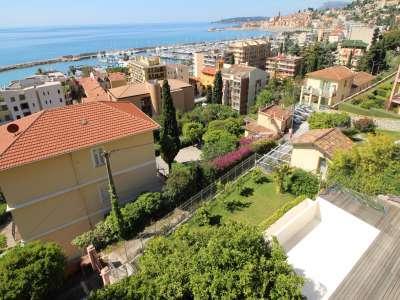 Image 6 | 3 bedroom penthouse for sale, Menton Garavan, Menton, French Riviera 220120