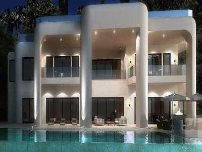 Image 2   5 bedroom villa for sale with 0.59 hectares of land, La Zagaleta Golf, Benahavis, Malaga Costa del Sol, Andalucia 220168
