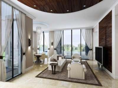 Image 6   5 bedroom villa for sale with 0.59 hectares of land, La Zagaleta Golf, Benahavis, Malaga Costa del Sol, Andalucia 220168