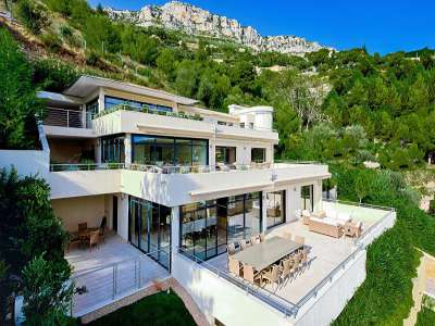 Image 1 | 7 bedroom villa for sale with 1 hectares of land, Eze, Eze Cap d'Ail, French Riviera 220224
