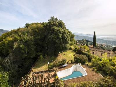 Image 1 | 6 bedroom house for sale with 1.1 hectares of land, Massarosa, Lucca, Tuscany 220301