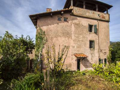 Image 3 | 6 bedroom house for sale with 1.1 hectares of land, Massarosa, Lucca, Tuscany 220301