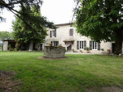 Image 1 | 5 bedroom house for sale with 58.12 hectares of land, Monflanquin, Lot-et-Garonne , Aquitaine 220303