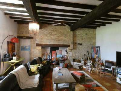 Image 9 | 5 bedroom house for sale with 58.12 hectares of land, Monflanquin, Lot-et-Garonne , Aquitaine 220303