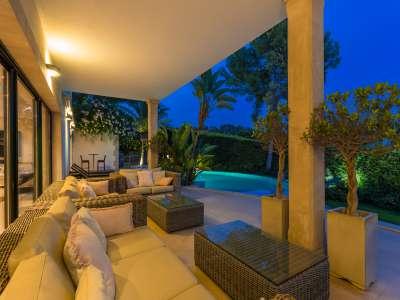 Image 16   5 bedroom villa for sale with 1,486m2 of land, Bendinat Golf, Bendinat, South Western Mallorca, Mallorca 220507