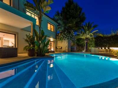 Image 25   5 bedroom villa for sale with 1,486m2 of land, Bendinat Golf, Bendinat, South Western Mallorca, Mallorca 220507