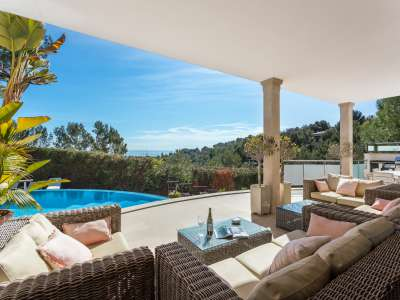 Image 3 | 5 bedroom villa for sale with 1,486m2 of land, Bendinat Golf, Bendinat, South Western Mallorca, Mallorca 220507