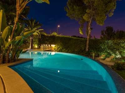 Image 32   5 bedroom villa for sale with 1,486m2 of land, Bendinat Golf, Bendinat, South Western Mallorca, Mallorca 220507