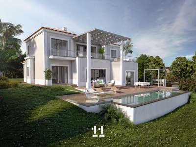 Image 3 | 4 bedroom villa for sale with 1,550m2 of land, Carvoeiro, Western Algarve, Algarve 220535
