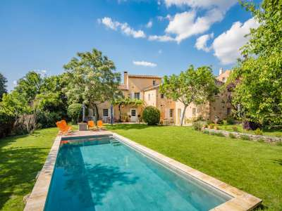 Image 1 | 7 bedroom house for sale with 800m2 of land, Roussillon, Vaucluse , Luberon 220639