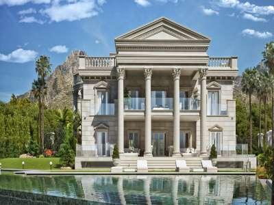 Image 1 | 4 bedroom villa for sale with 0.21 hectares of land, Sierra Blanca, Marbella, Malaga Costa del Sol, Marbella Golden Mile 220788