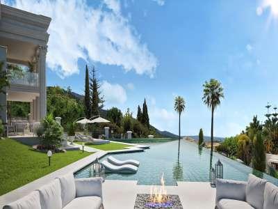 Image 2 | 4 bedroom villa for sale with 0.21 hectares of land, Sierra Blanca, Marbella, Malaga Costa del Sol, Marbella Golden Mile 220788