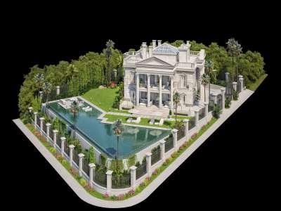 Image 3 | 4 bedroom villa for sale with 0.21 hectares of land, Sierra Blanca, Marbella, Malaga Costa del Sol, Marbella Golden Mile 220788