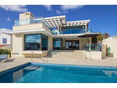 Image 1 | 4 bedroom villa for sale with 591m2 of land, Port d'Addaya, Northern Menorca, Menorca 221180